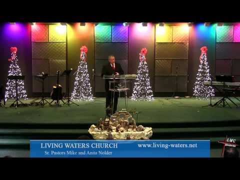 Living Waters Church Olean NY(What Christmas Means To Me)