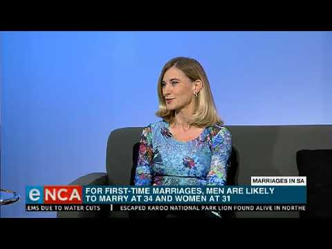 Fewer People In South Africa Are Getting Married As The Divorce Rate Rockets
