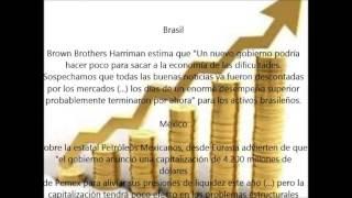 ESTAS SON LAS ULTIMAS PERSPECTIVA DE LA ECONOMIA LATINOAMERICANA