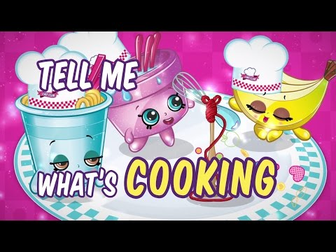 Tell Me Whats Cooking  Chef Club Sing A Long