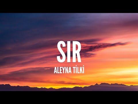 Aleyna Tilki / Sır (Lyrics)