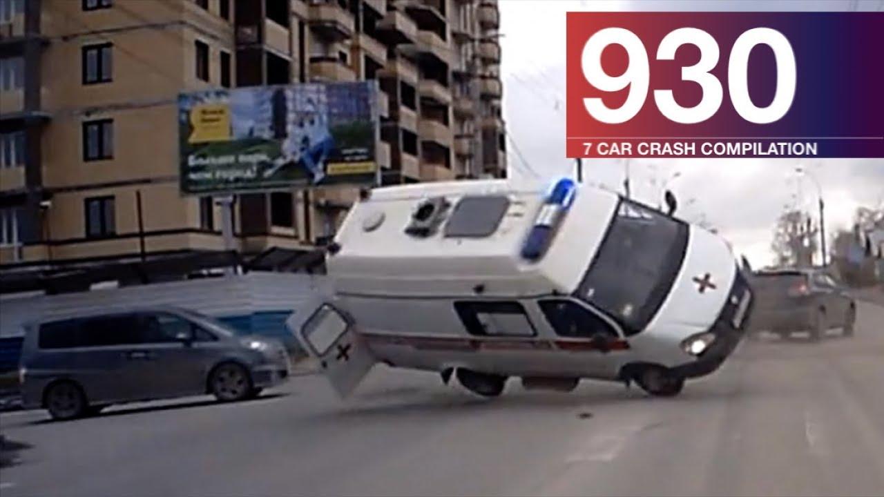 Car Crash Compilation 930 – October 2017