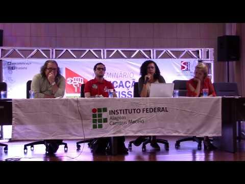 II SemEPT - Mesa 2: A Resistência da Educação Pública Federal na luta contra o Future-se
