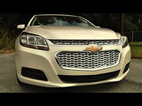 2014 Chevy Malibu Outfitted With CCI Accessories