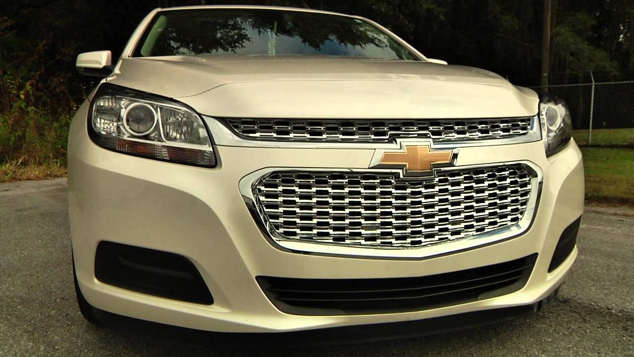 2014 Chevy Malibu Outfitted With Cci Accessories Youtube