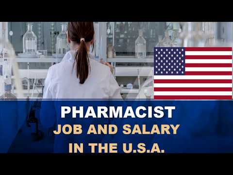 Pharmacist Salary In The United States - Jobs And Wages In The United States
