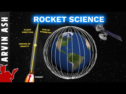 How do Rockets and Satellites work? Rocket Science in 14 minutes