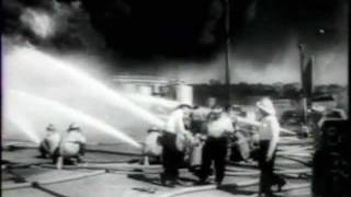 Gasoline Bulk Storage Plant Fire BLEVE 1959 Kansas City