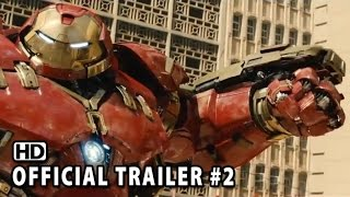Avengers: Age of Ultron Extended Trailer #2 (2015) - Avengers Sequel Movie HD