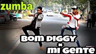 Bom diggy × Mi gente × Dj turn it up || Dance choreography