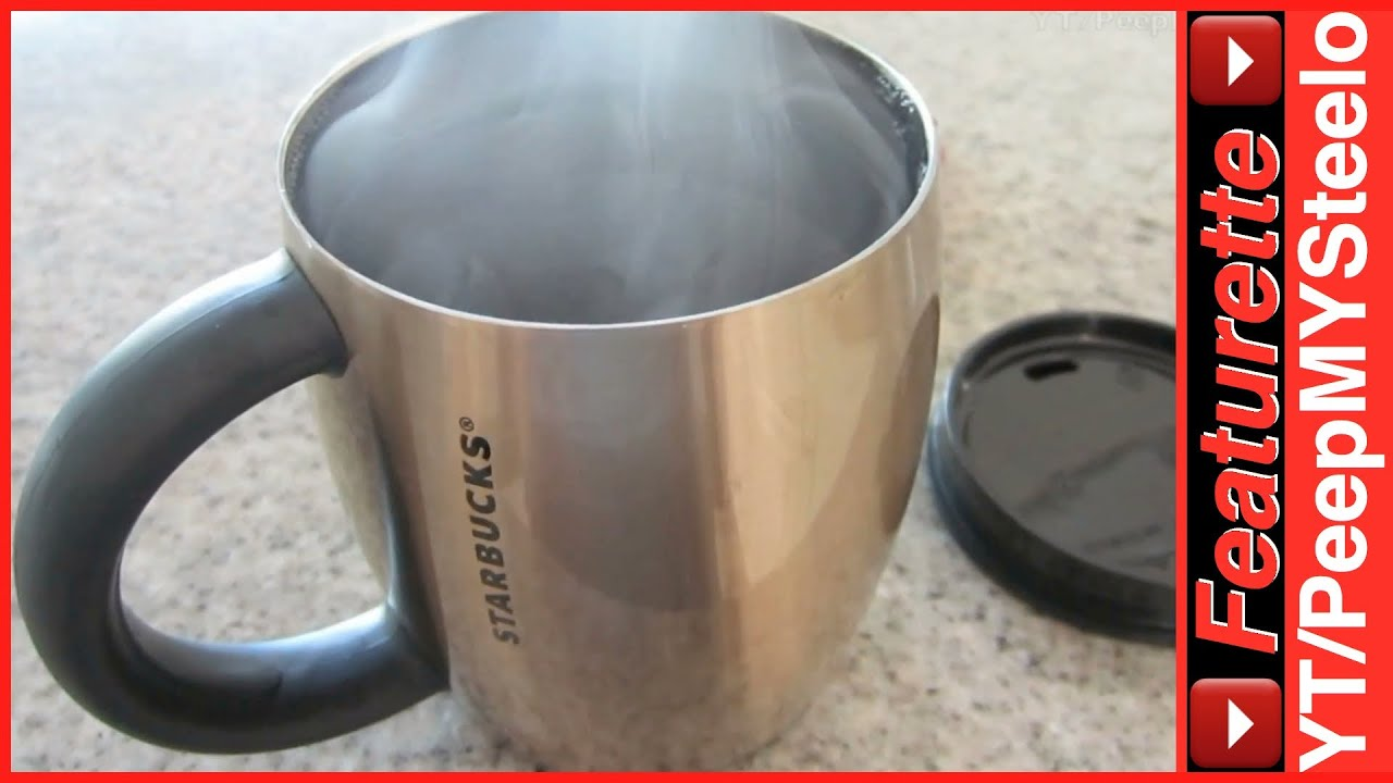 Best Travel Mugs >> Best Starbucks Stainless Steel Coffee Mugs As a Travel Cup or Home Insulated Hot Tea & Drip Mug ...