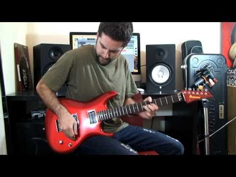 Gary Moore Tribute - Still Got The Blues Cover By Arno Dorian