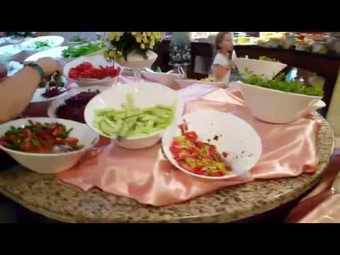 Saphir Resort And Spa 5* - Основной ресторан: ужин