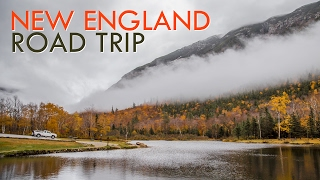 NEW ENGLAND ROAD TRIP 2016 Video