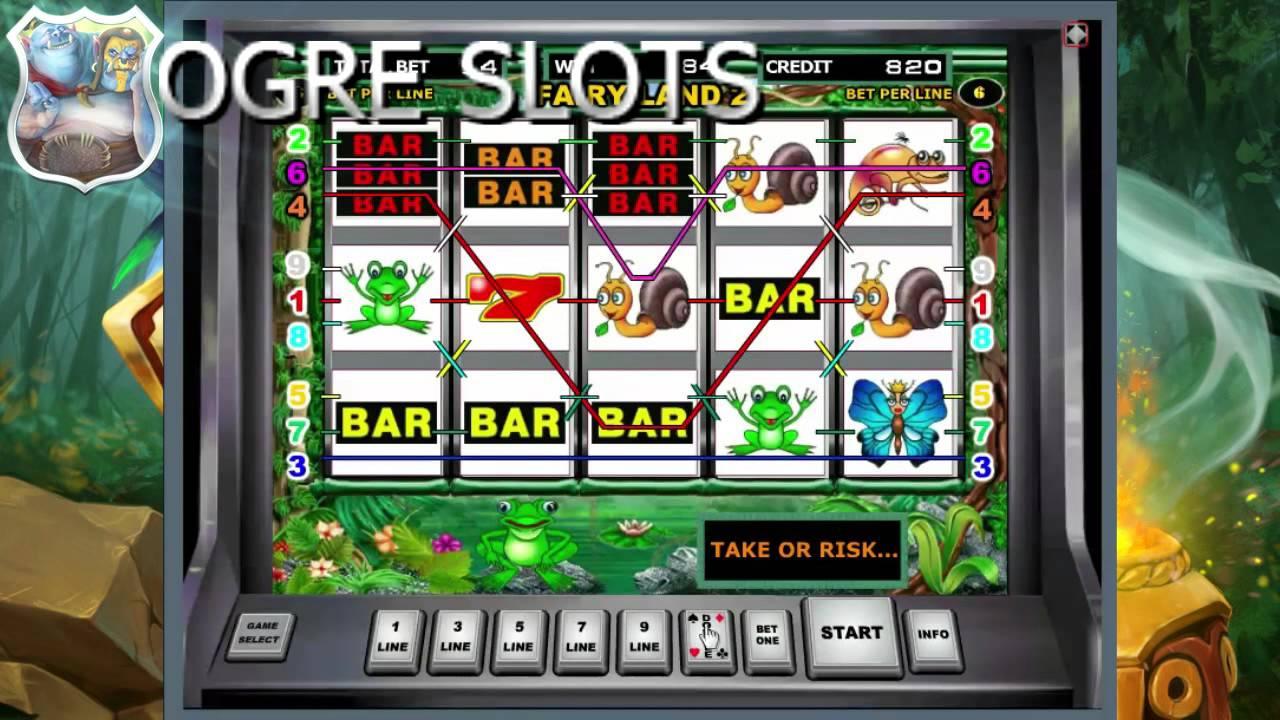Ставку игровой автомат fairy land