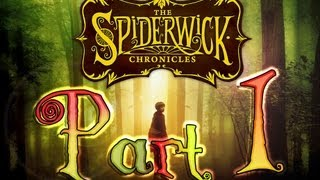 The Spiderwick Chronicles Walkthrough Part 1 (PS2, Wii, Xbox 360, PC) Full 1/10