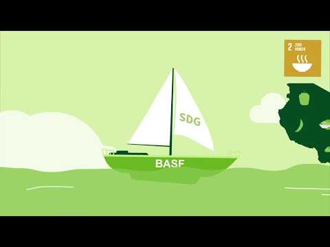 How BASF contributes to the UN Sustainable Development Goals
