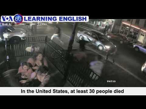 VOA60: August 5, 2019 - YouTube