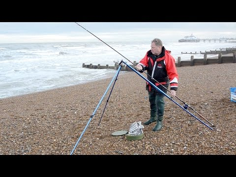 Shore Fishing Off The South Coast Eastbourne UK
