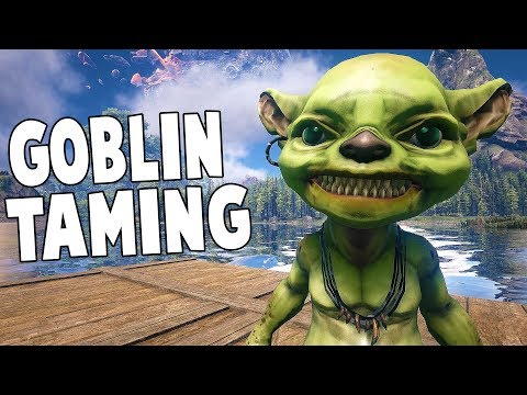 HOW TO TAME GOBLINS / GOBLIN MINIONS - Dark and Light Gameplay