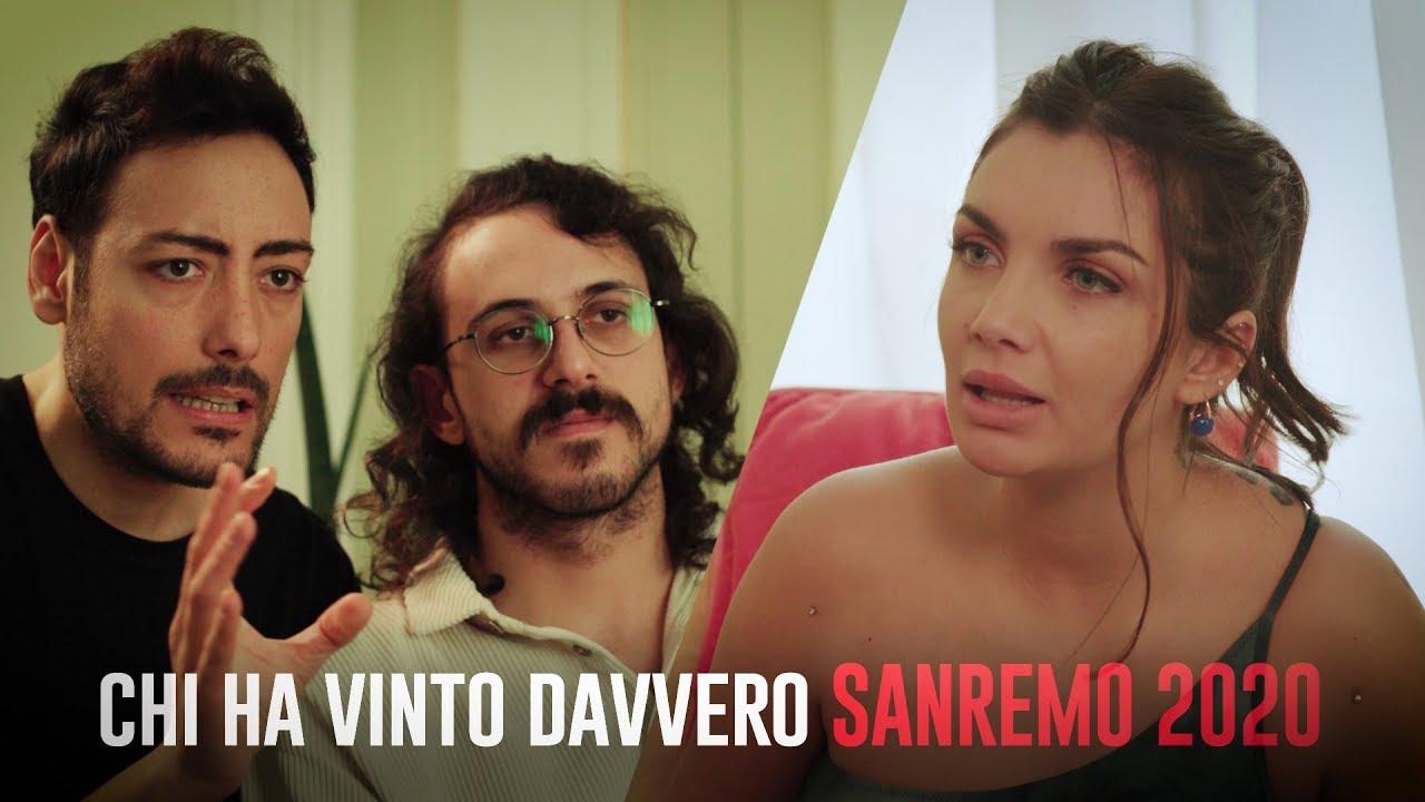 The Jackal - Chi ha VINTO davvero SANREMO 2020 ft. Elettra Lamborghini