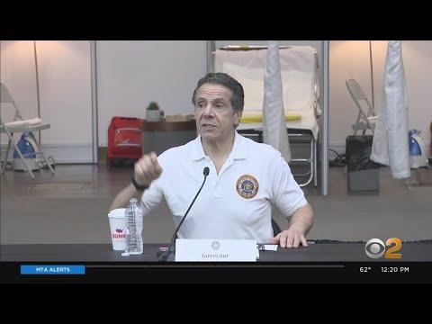 Gov. Cuomo Updates On New York's Latest Measures Against Coronavirus
