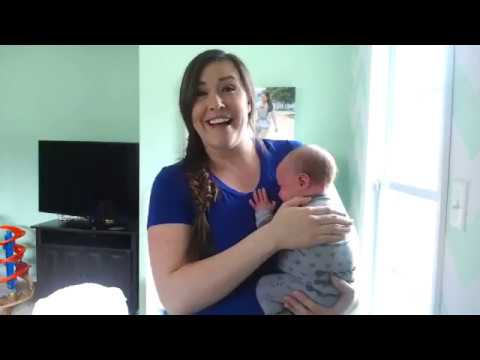 How to Use Free-to-Grow Baby Carrier with a Newborn