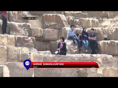 Wisata Piramida di Mesir - NET12