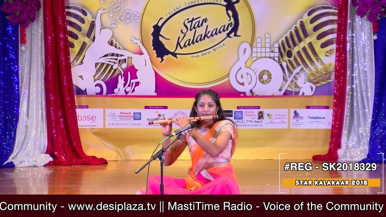 Registration NO - SK2018329 - Star Kalakaar 2018 Finals - Performance