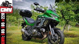 Kawasaki Versys 1000 SE - Pierwsze wrażenia z jazdy - CMV#219