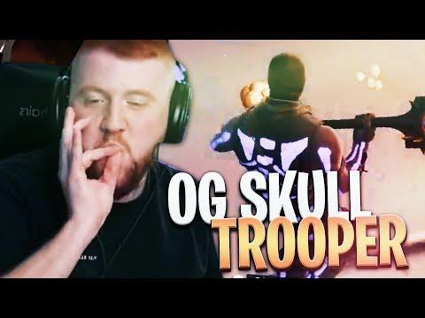 💀 OG Skull Trooper RASIERT in Custom Games   Hort Duo Custom Games   Fortnite Battle Royale