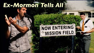 """""""Why I left the Mormon church""""  former door-knocking missionary tells all"""