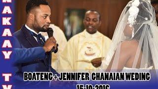 BOATENG + JENNIFER  GHANAIAN  WEDDING