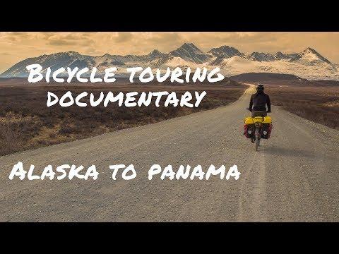 Bicycle Touring North America Documentary - from Alaska to Panama - BikeHikeSafari