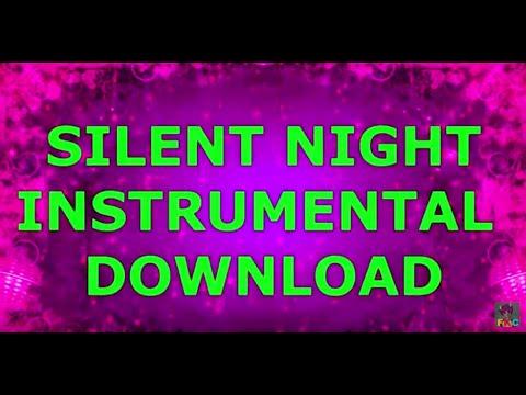 Silent Night Instrumental Download - Free Chrismas Music Piano Download