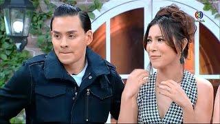 สมาคมเมียจ๋า | คู่รักสะท้านโลกันต์ แทคและต้นหอม | 17-11-57 | TV3 Official