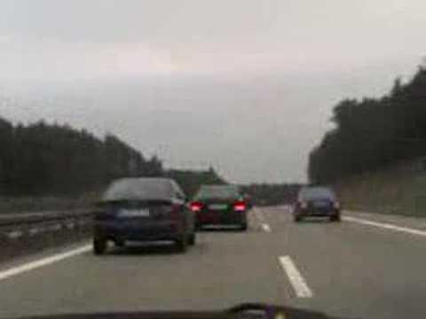 Ford auf der Autobahn Novoryazanskoye