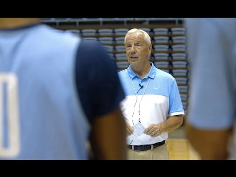 Carolina Basketball: Coach Williams Mic