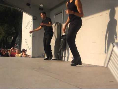 The Manzari Brothers - National Dance Day - Pt 1