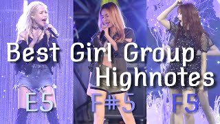 Download Kpop Girl group High notes 걸그룹 고음D5-A5(SNSD,GFRIEND,APINK,MAMAMOO,RED VELVET,TWICE+)*read pinned cm* Mp3 and Videos