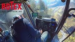 Rotex Helicopter AG - Spezialholzerei Innertkirchen