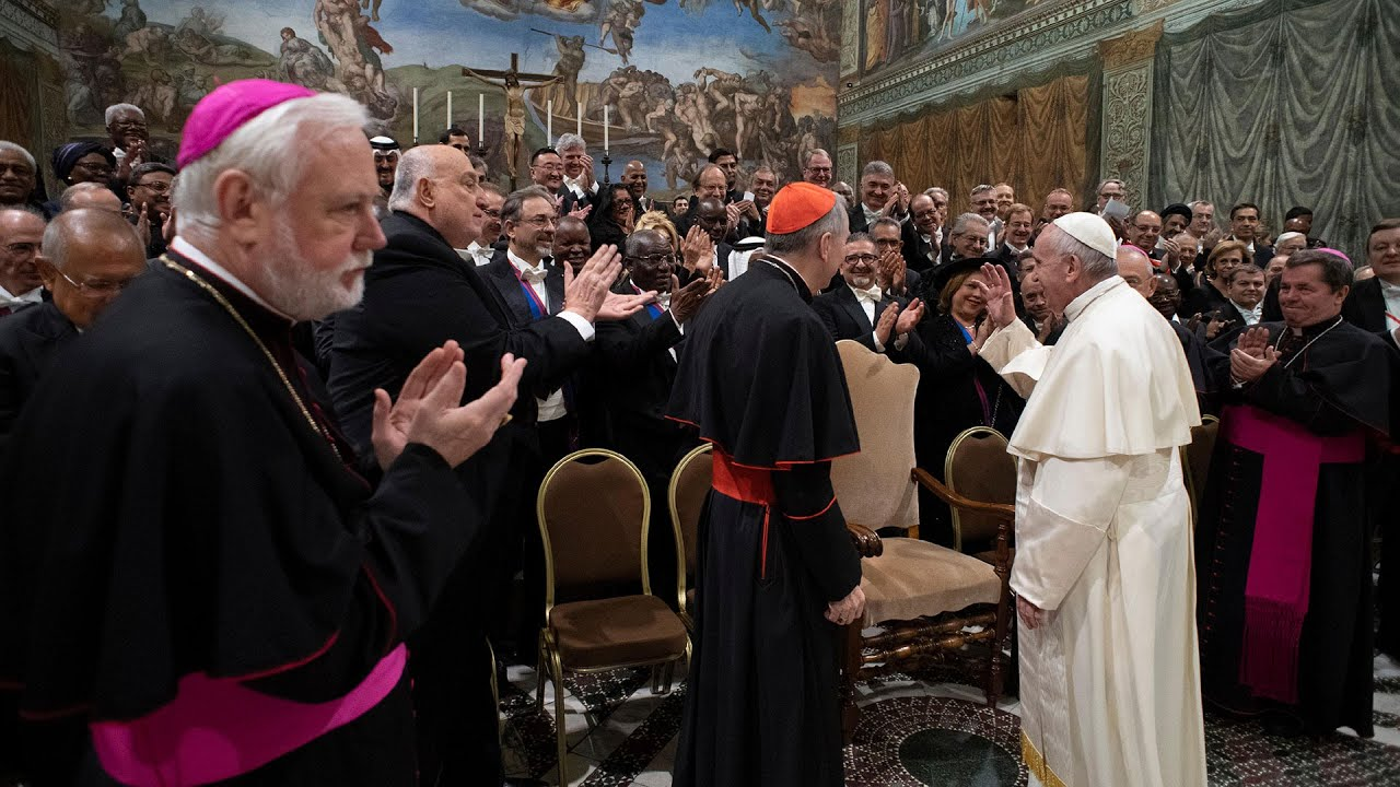 Diễn văn của Đức Giáo Hoàng Phanxicô với...