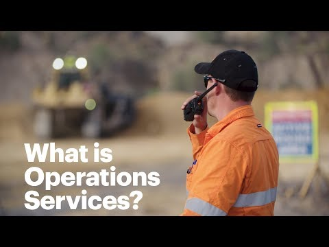 What Is Operations Services?
