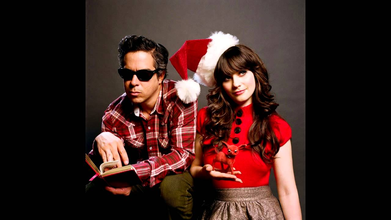 She & Him - The Christmas Waltz - YouTube
