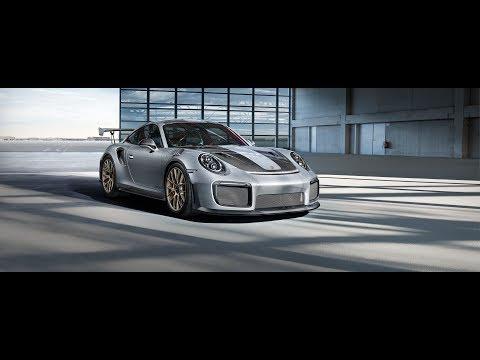 Porsche 911 GT2 RS Gameplay - Forza Motorsport 7 - Logitech G920