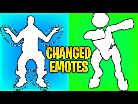 These 7 Fortnite EMOTES Have SECRET Hidden Features..! (Easter Egg Emotes Update)