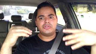 UBER - 2018: carros 2008?