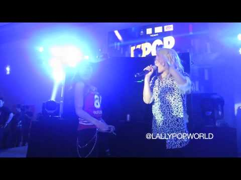 [FANCAM] 2NE1 Falling in Love (KPop Charity Ball Manila)
