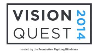 Vision Quest 2014 Hamilton - Genetics of Age-related Macular Degeneration