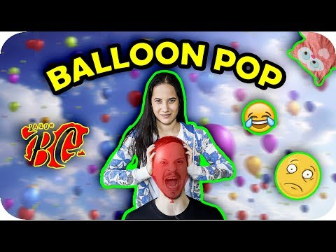 BALLOON POP CHALLENGE